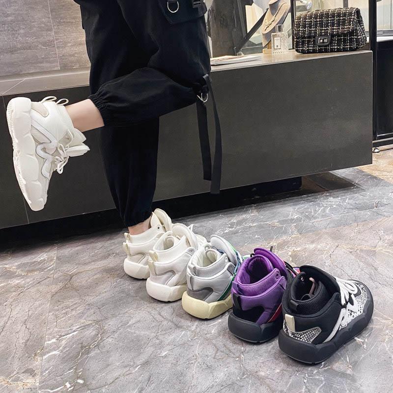 جودة عالية مصمم الأحذية الرجال المتضخم الأحذية في الهواء الطلق WF حذاء المرأة الاحذية مصمم أزياء النساء أحذية رياضية مدرب