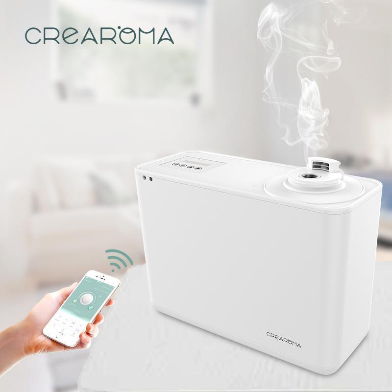 Crearoma 800мл NEW WiFI коммерческого аромата диффузор запаха воздух машина