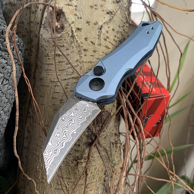 OEM Kershaw 7350 tactique pliant couteau automatique COUTEAUX aluminium de haute qualité (CNC) Chasse Camping EDC couteaux de poche avec l'original de qualité