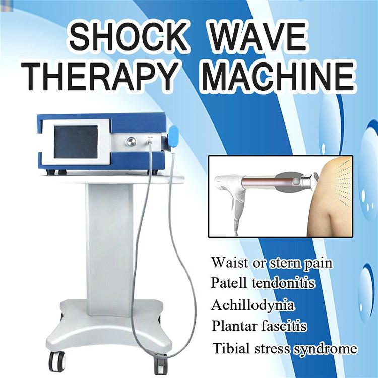 2020 Best Shockwave Therapy Machine for Pain Relief Treatment Extracorporeal Shockwave Machine for Erectile Dysfunction on Sale#003