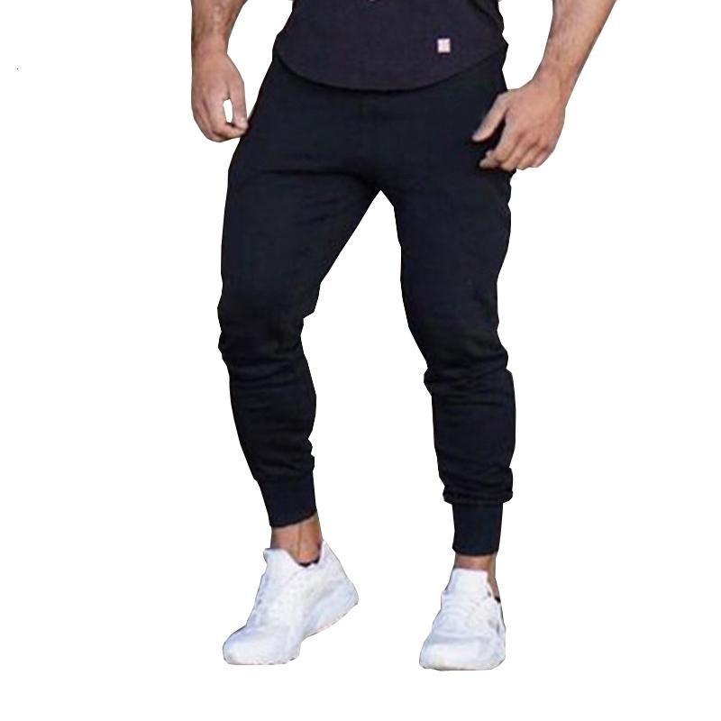 Hight Quality Fitness Pantaloni Lunghi Pantaloni da uomo Casual Sweatpants BAGGY Pantaloni Jogger Fashion Monme Bottoms Streetwear Pantaloni hip-hop