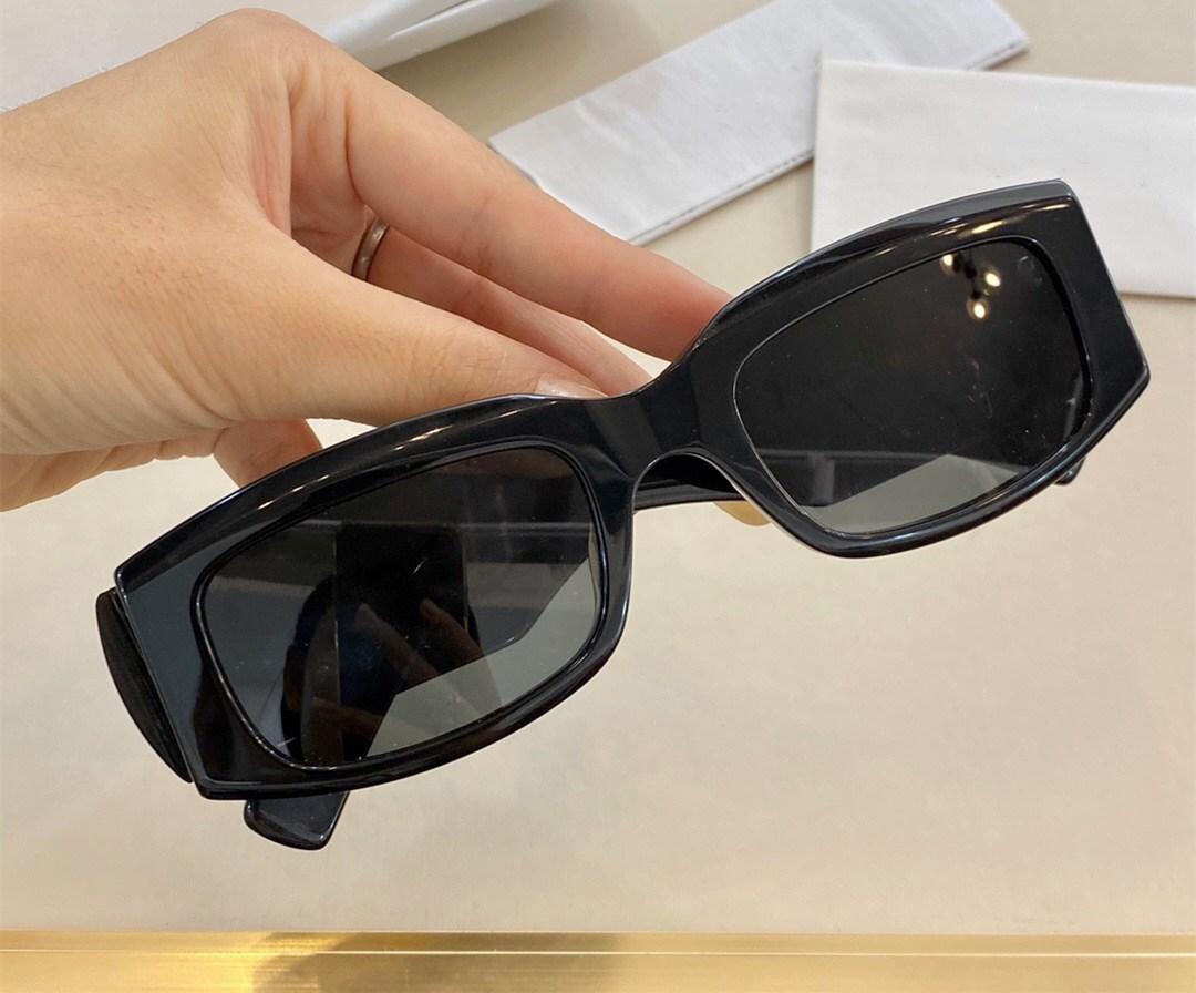 0071 موضة النظارات الشمسية الجديدة من أجل النساء الرجال ريترو الإطار الكامل نمط خمر نظارات أعلى جودة شعبية النظارات الشمسية حماية UV400 مع حالة