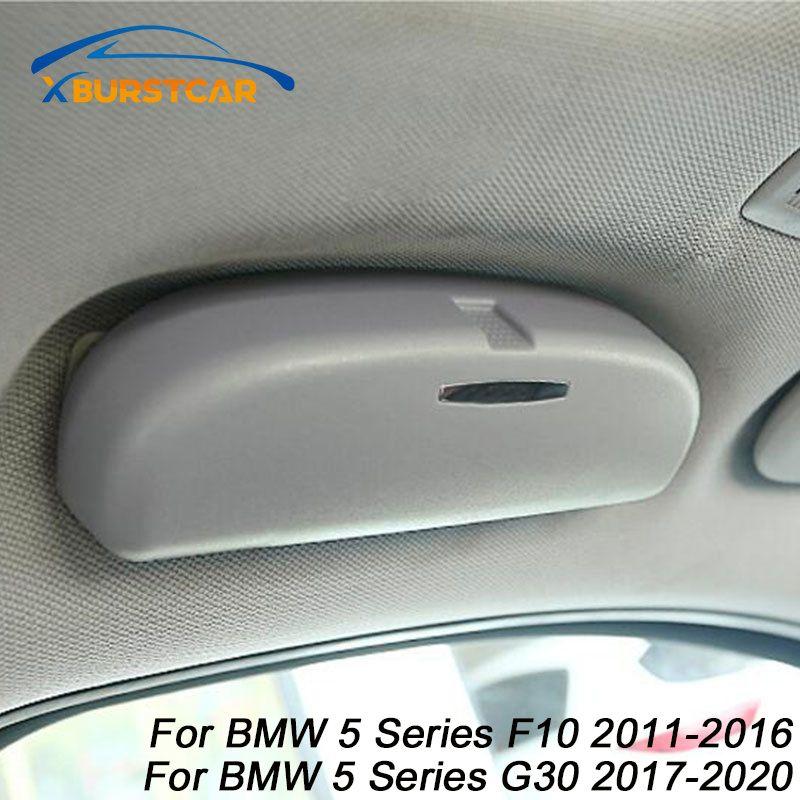 XBurstcar Auto Brillenkasten Lagerhalter Sonnenbrillen Fall für BMW 5 Series GT 520 523 525 528 F10 G35 2011 - Zubehör 201104