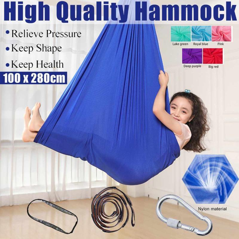 Multifunzione aerea Yoga Amaca swing Sling Home Gym elastico Hanging cinghia Trapeze Anti-Gravity Yoga Inversion Estricatore