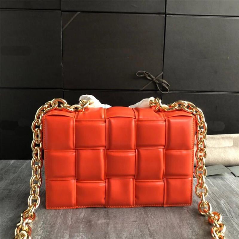 2020 Taschen für Frauen 2020 Echtes Leder Flap Luxus Design Umhängetasche Damen Handtaschen Geldbörse Clutch Girls Crossbody Bag