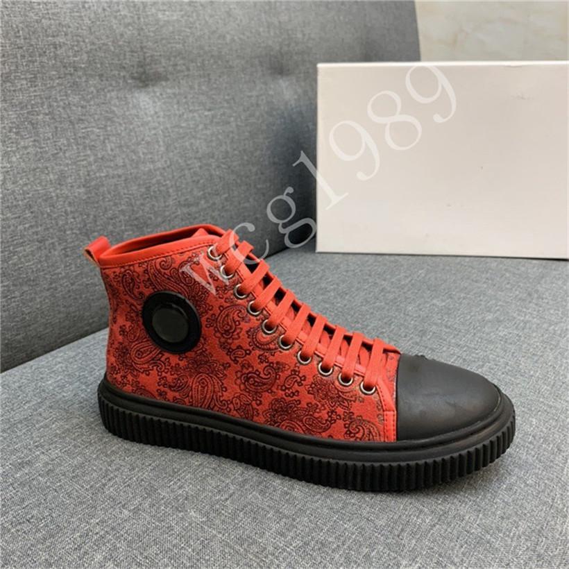 Sapatos casuais novos sapatos nobres de couro nobre sapatos de alta top ouro branco branco sapatos de lona dos homens bonitos