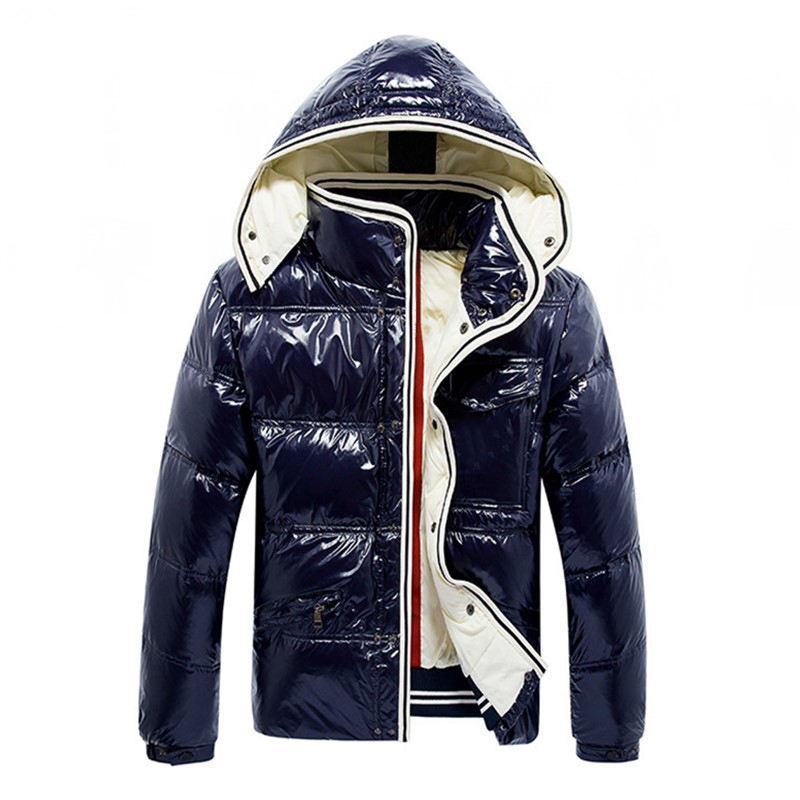 2021 Erkek Ceket Parka Erkek Kadın Klasik Aşağı Ceket Palto Casual Erkek Açık Sıcak Tüy Kış Doodoune Homme Unisex Giyim