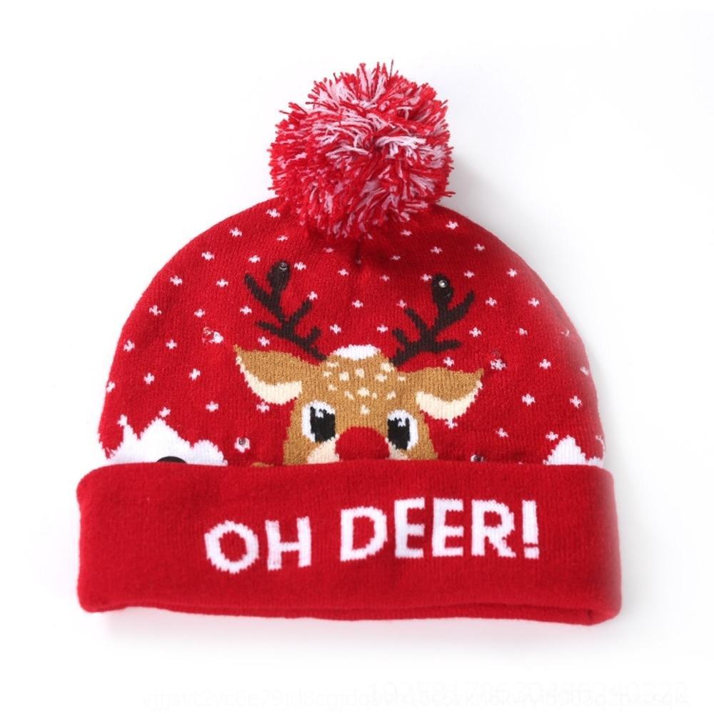 0qLe Ladies Ball Knitted Designers HatWoolen Winter Women Men baby Hats knit hat kit designer Wool Ball Knitted