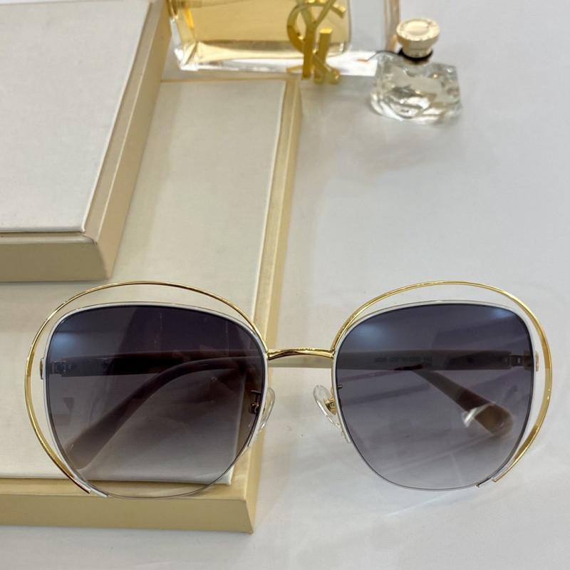 جديد 2026 نظارات شمس للنساء نمط أزياء شعبية الصيف مع الأحجار أعلى جودة UV400 حماية عدسة تأتي مع حالة صندوق 2026