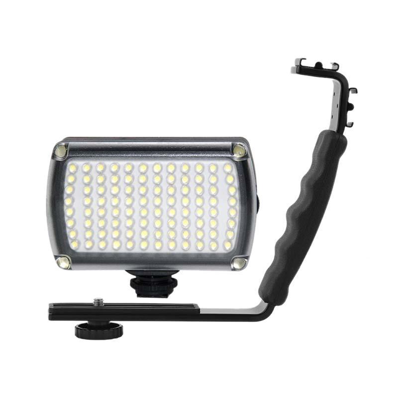 96 LED Video Light Lamp + L-образный кронштейн филлер-Light для Zhiyun / Feiyu / Camera