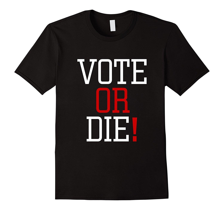 Votar ou Mens Die camisas de manga curta Tendência Vestuário Homens Imprimir algodão de manga curta S projetistas Hoodie camisas suéter