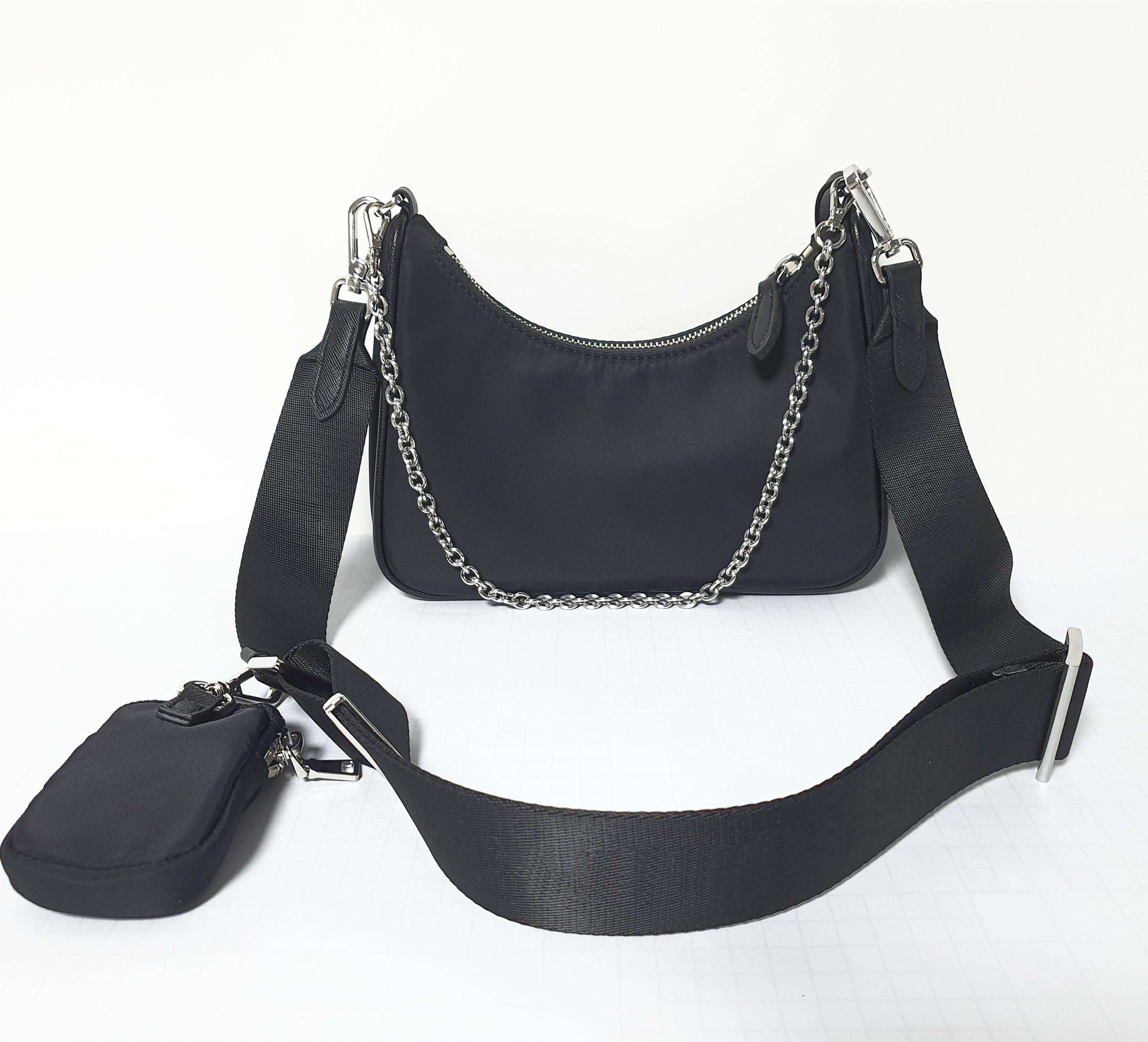 2020 sacchetti di spalla di alta qualità in pelle Tote mens delle donne di colore borse più venduti donne sella duffle portafoglio sacchetti sacchetto di Crossbody Hobo borse