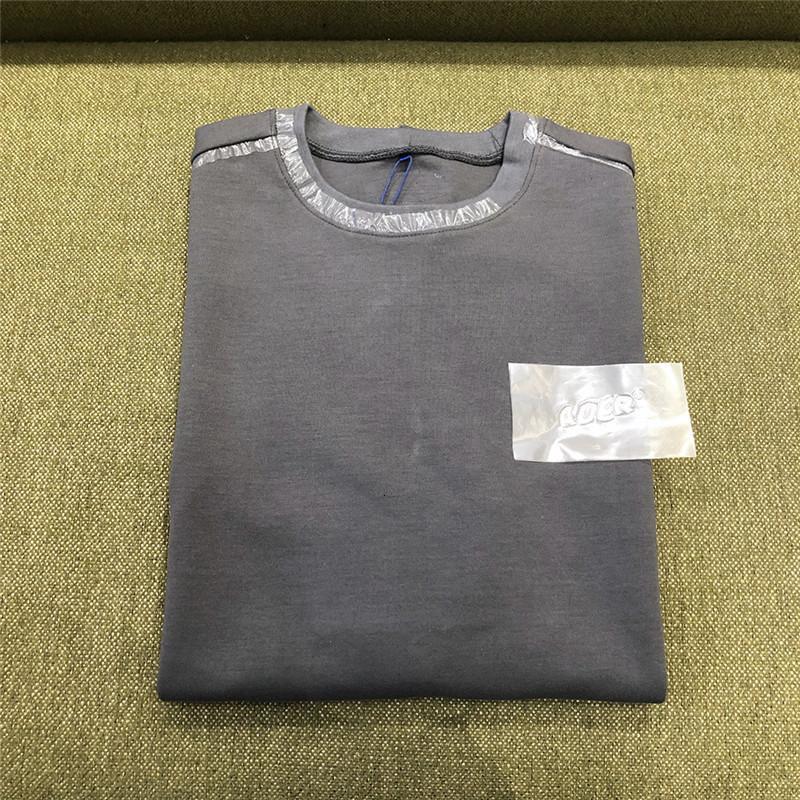 2021 Yeni Boy Adererror Tort.LAP T-shirt Erkek Kadın 1: 1 Üst Versiyonu T-Shirt Nakış Ader Hata Tee 1O2U Tops