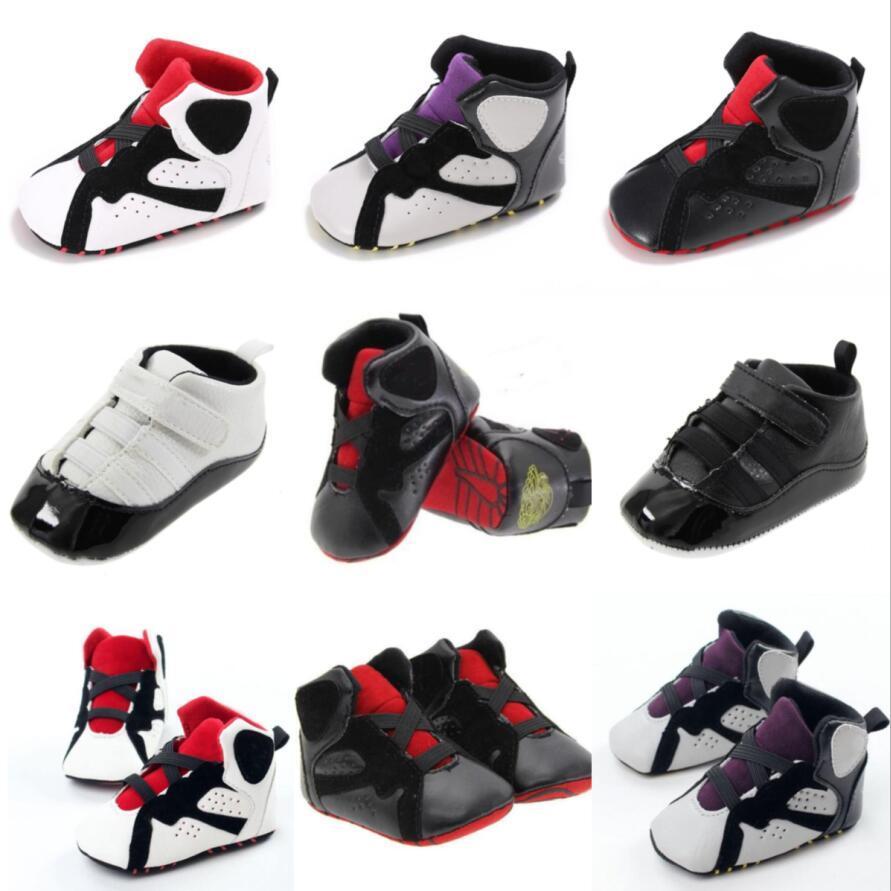 Baby Kids First Walkers кроссовки младенца мягкие дна анти-забитые ботинки теплые мальчик девушки кроссовки туфли из малышей бесплатная доставка