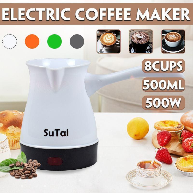 8 Tassen 500W Mini Elektrische Heizkörper Herd Heißer Herdkochteller Milch Wasser Kaffee Heizung Ofen Multifunktions Küche Appliance1