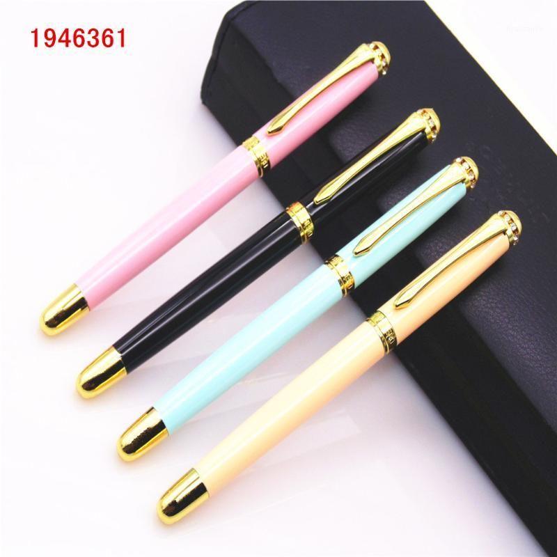 Sie 7050 Alle 4 Farbschule Bürobedarf schreibwaren Elegante Stifte zum Schreiben von Schule Hohe Qualität Tintenbrunnen Pen1
