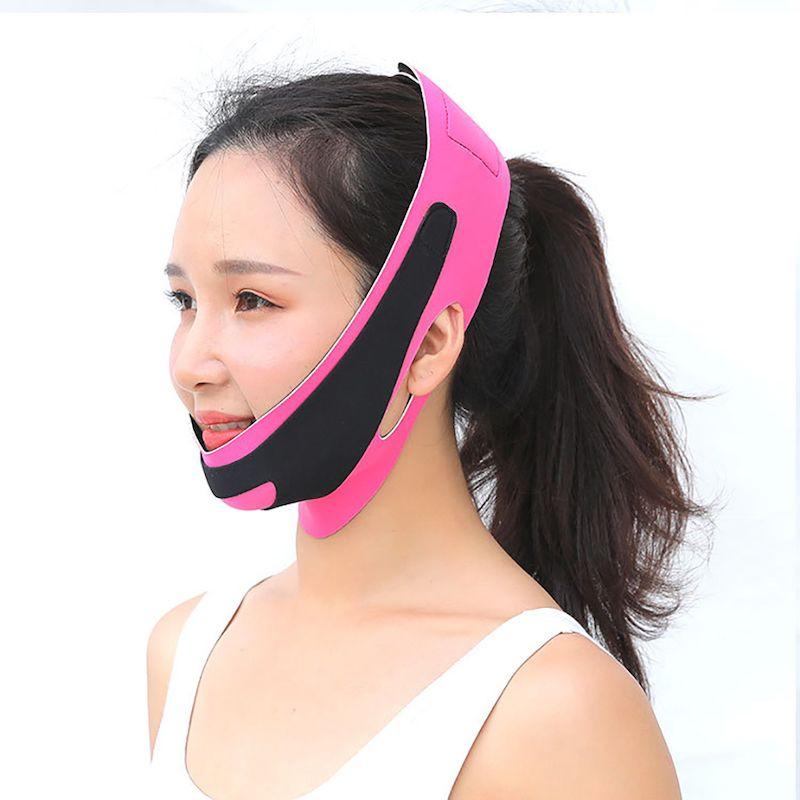 مرونة الوجه التخسيس ضمادة الخامس خط المشكل النساء تشين الخد ارفع حزام الوجه المضادة للتجاعيد حزام الوجه العناية بالأدوات ضئيلة 30 جهاز كمبيوتر شخصى