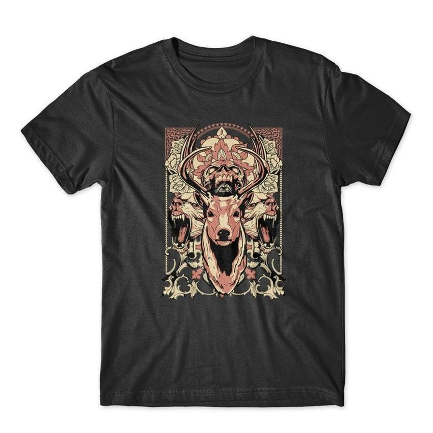 Garde forestière T-shirt. La chasse au cerf shirt 100% coton T Nouveau haut de gamme drôle de conception T-shirt du sport Sweat à capuche à capuche