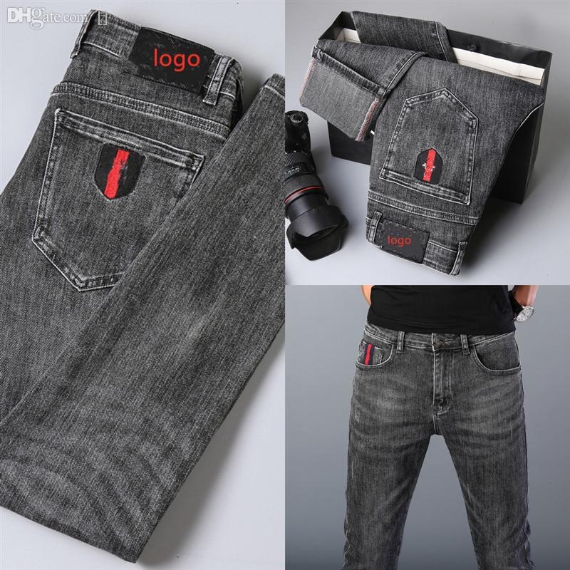 XVNMX Plus Size Pant Designer S Uomo Pantaloni da uomo Pantaloni da uomo Pantaloni da uomo Inverno Cotone Cotton Jeans Indigo Jean uomo Moda Jeans di lusso