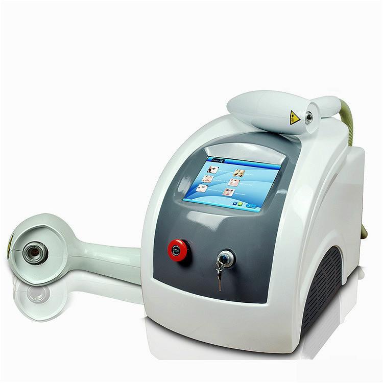 Удаление салон Использование татуировки Nd YAG лазер машины Брови Eyeline Lipline удаления татуировки 2000Mj Q Переключатель удаления Nd YAG лазер татуировки