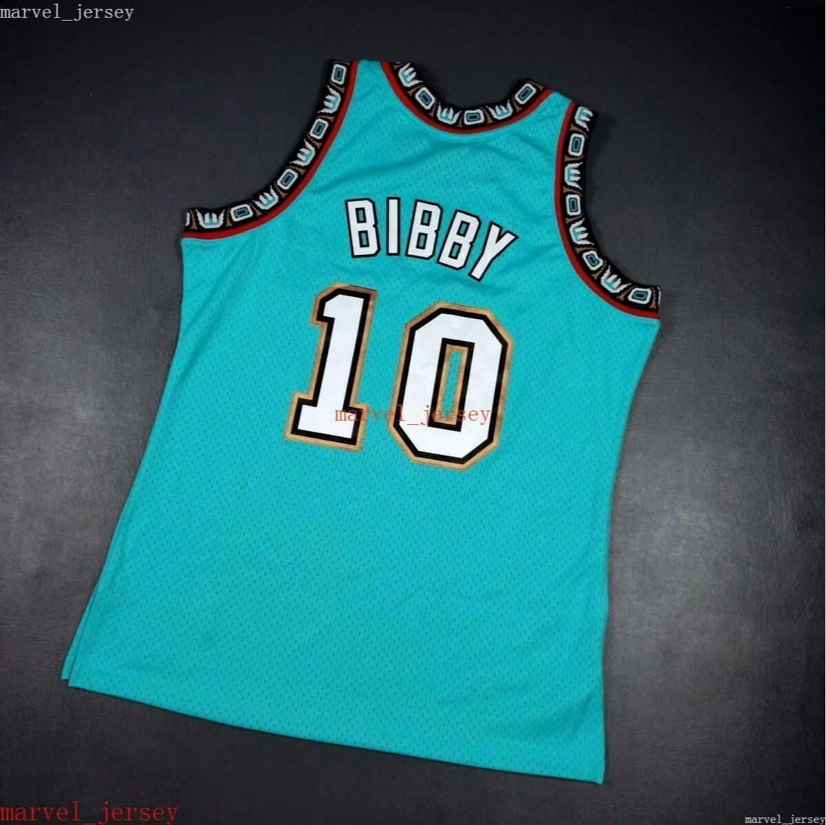 100% Stitched Mike Bibby Mitchell Ness 98 99 Jersey XS-6XL Mens Throwbacks Basketball jerseys Cheap Men Women Youth