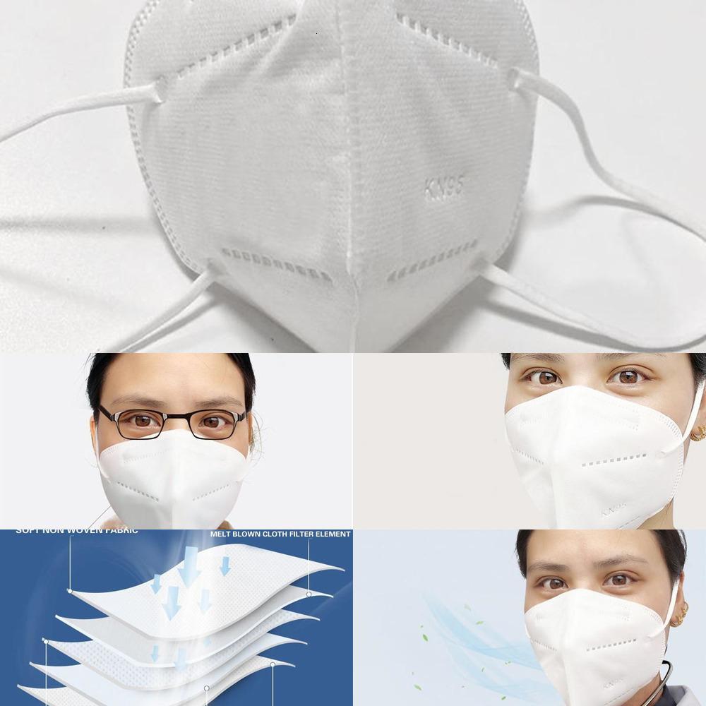 Per la maschera K Bambini bambini in antipolvere e magazzino! Protezione traspirante Pacchetto individuale DHL Spedizione gratuita 95 Designer Face MZA
