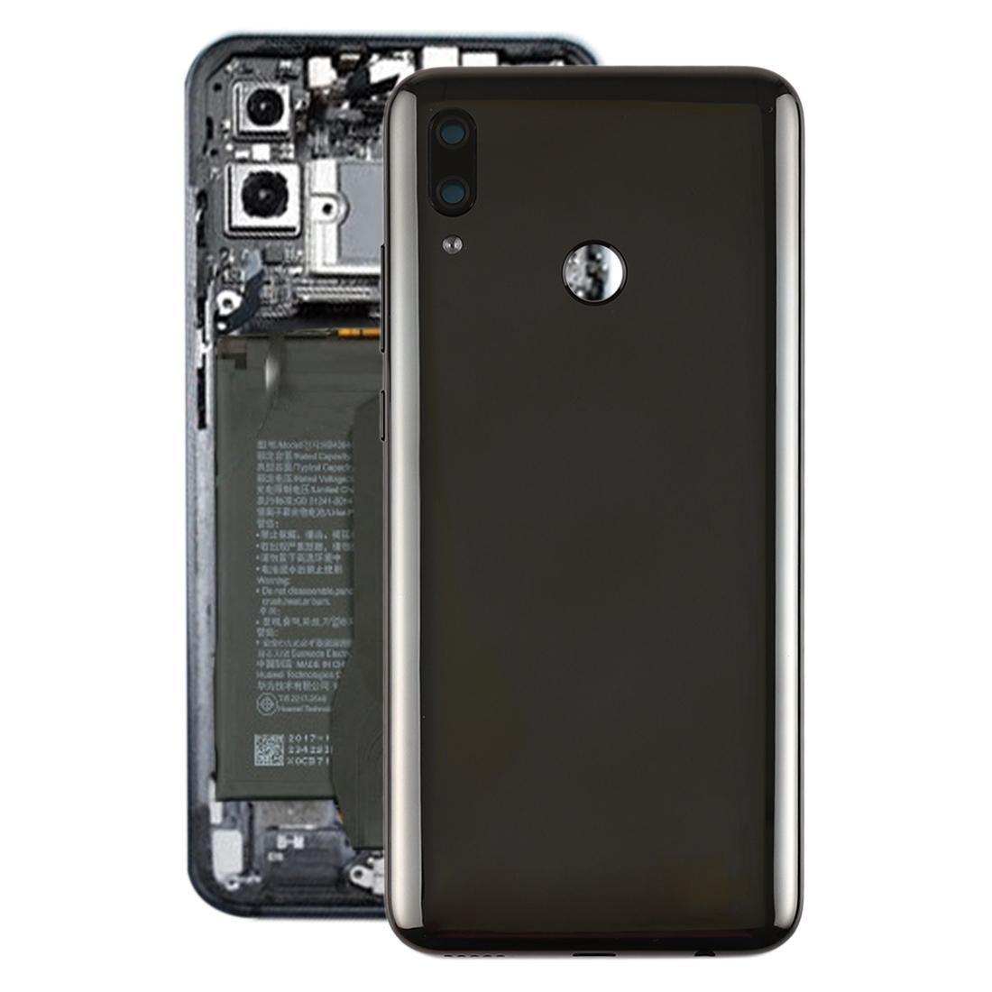 Couverture arrière de la batterie d'origine avec objectif de caméra pour Huawei P intelligent