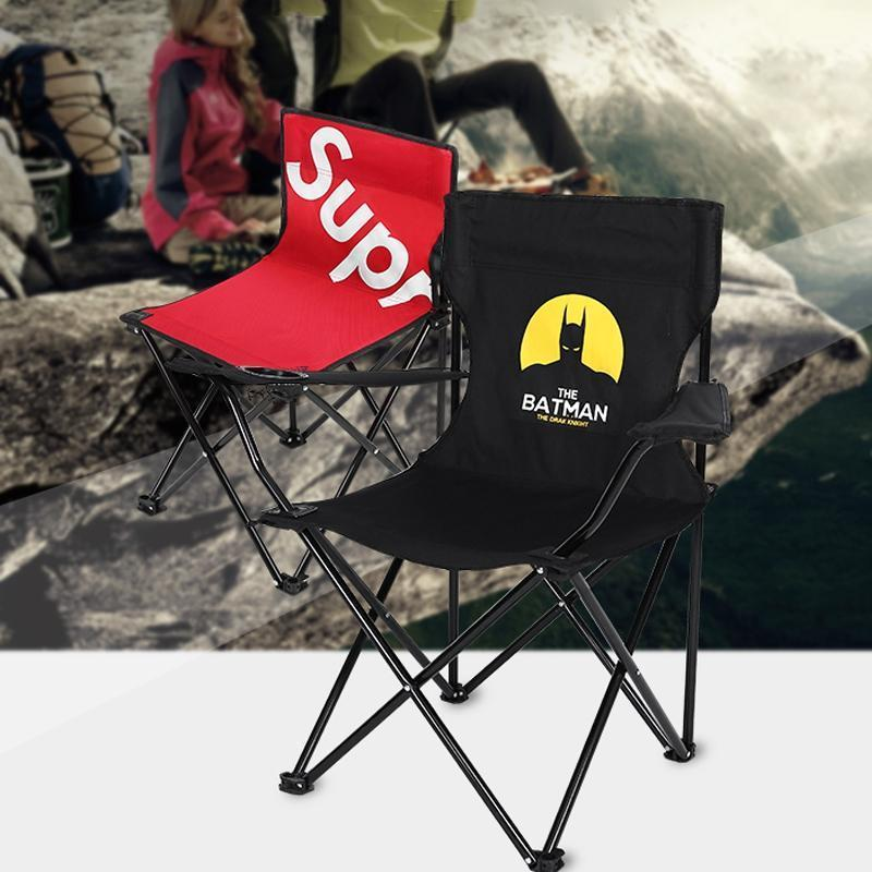 Camp Furniture Fishing Chair Lightweight Outdoor Portable Folding For Picnic Beach Camping Outdoors Sketchin Seat1