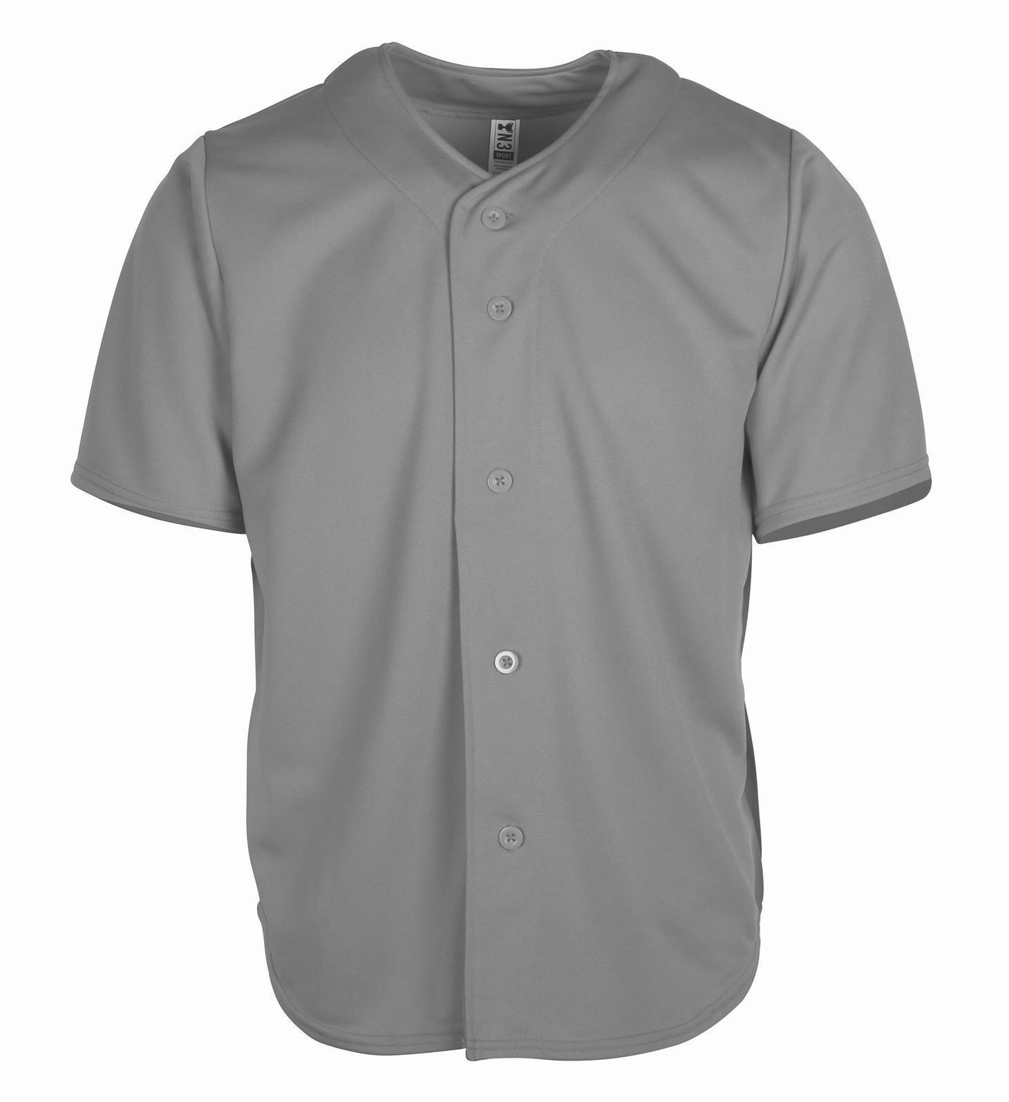 3588 78 7679 Jersey de baseball sur mesure Blank NOUVEAU HOMMES FEMMES Bouton Bouton Bouton Down Pullover Taille S-3XL