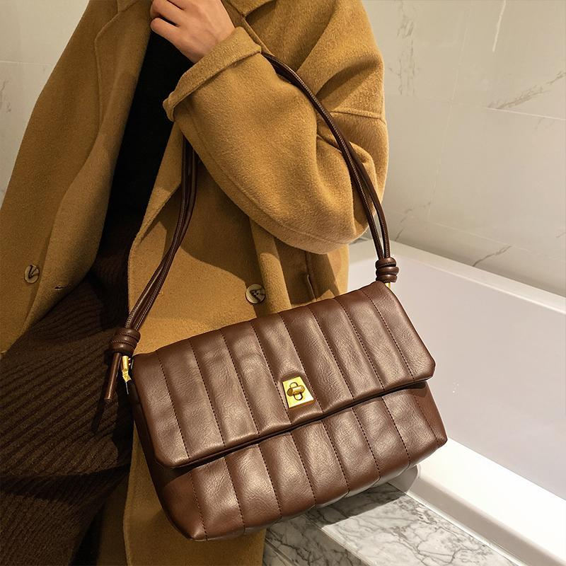 Haute Qualité Pursards Femme Pack Sac à main Sac Soft Fashion Sac FLAP Épaule Mesdames Bandoulière Messenger Touch et Bolsos XDHCO