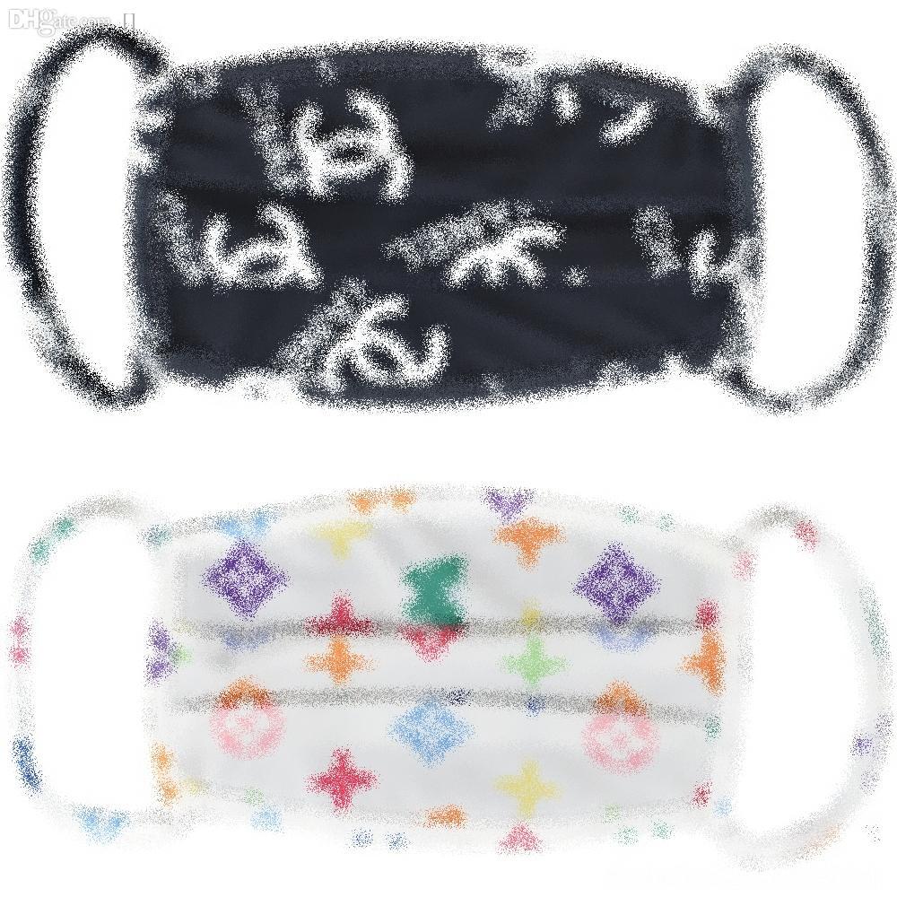 Köpekbalığı Resuable kamuflaj Kalça pamuk baskı maske Hop Maske Yüz MaskFast yetişkin Çocuklar lüks tasarımcı Ağız Maskeleri Pamuk # 0481