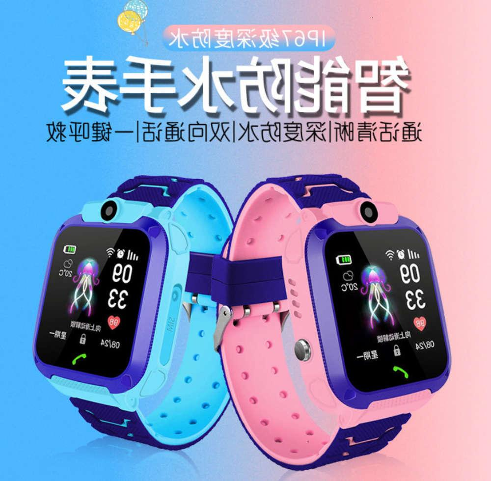 Q12 Neues Kindertelefon Smartphone Positioning Student Watch Waterproofv1ojk