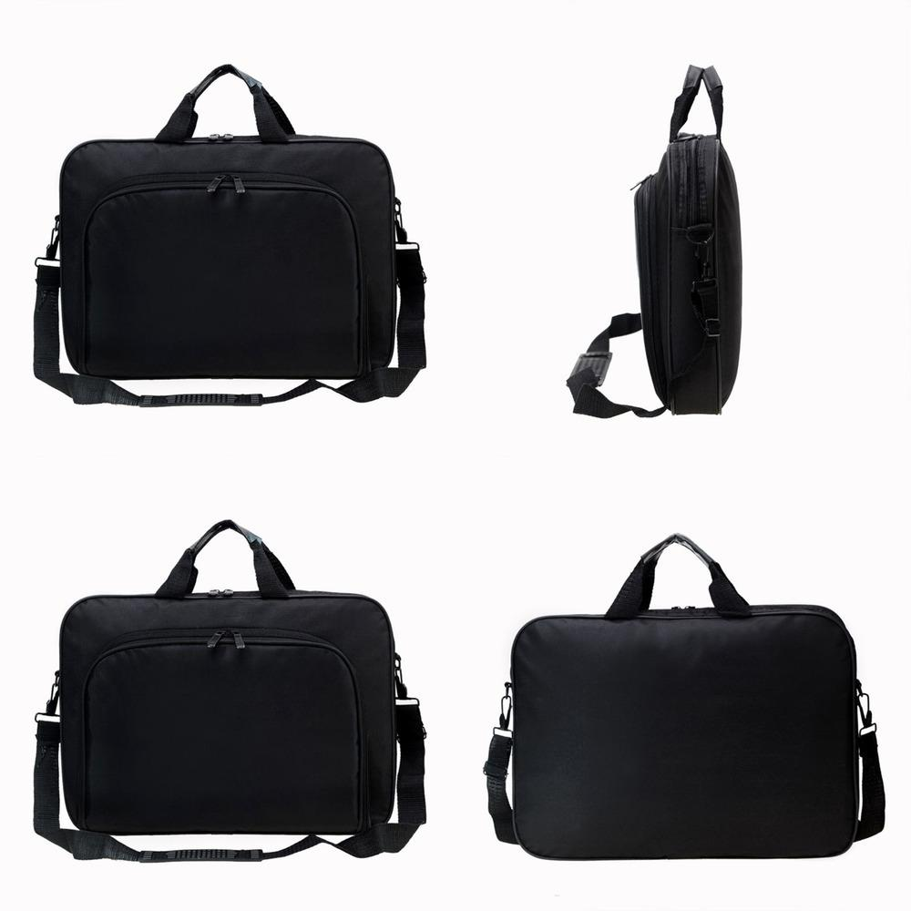 HBP Briefcase 15.6 Inch Laptop Messenger Business Office Bag Computer Handbags simple Shoulder for Men Women Q0112