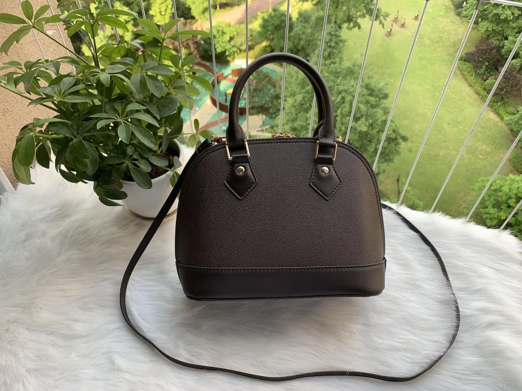 Luxurys Designer Taschen Shell Tasche Frauen Handtasche Leder Blume Geprägte Schulter Crossbody Messenger Handtaschen Luxusbag116
