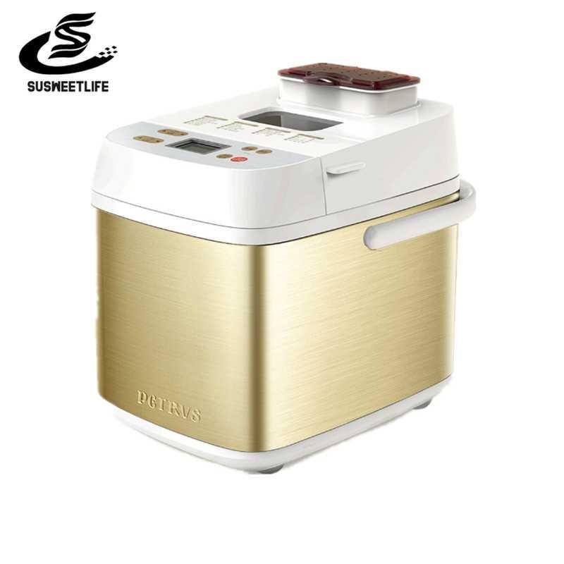 Pane macchina a casa frutta spreader full-automatic fermentazione intelligente e noodle piccola colazione multifunzionale macchina per il ghiaccio