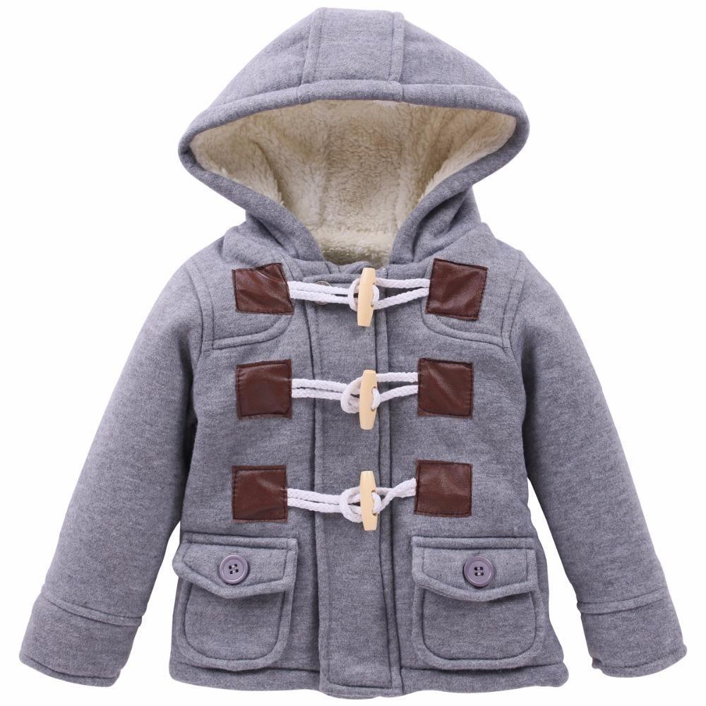 2020 niños chaqueta para niños ropa exterior abrigo bebé bebé niños ropa otoño invierno con capucha chaqueta para niños abrigo 1 2 3 4 5 6 años LJ200916