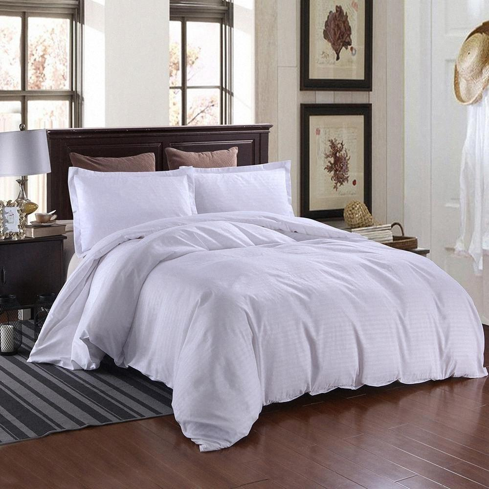 Tree Pattern Ethnic Style Simple Plain Quilt Cover Pillowcase Three-piece Nordic stuffed commediate Polyester hKaR#