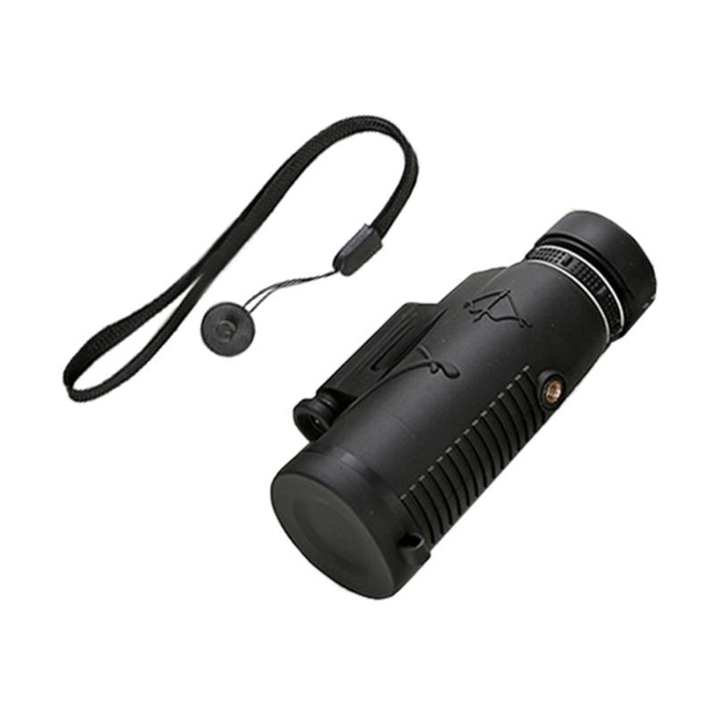 Lighting & Studio Accessories Monocular Telescope 50X60 HD Waterproof Focusing Pocket Function With Night Vision Durable Clear FMC Film