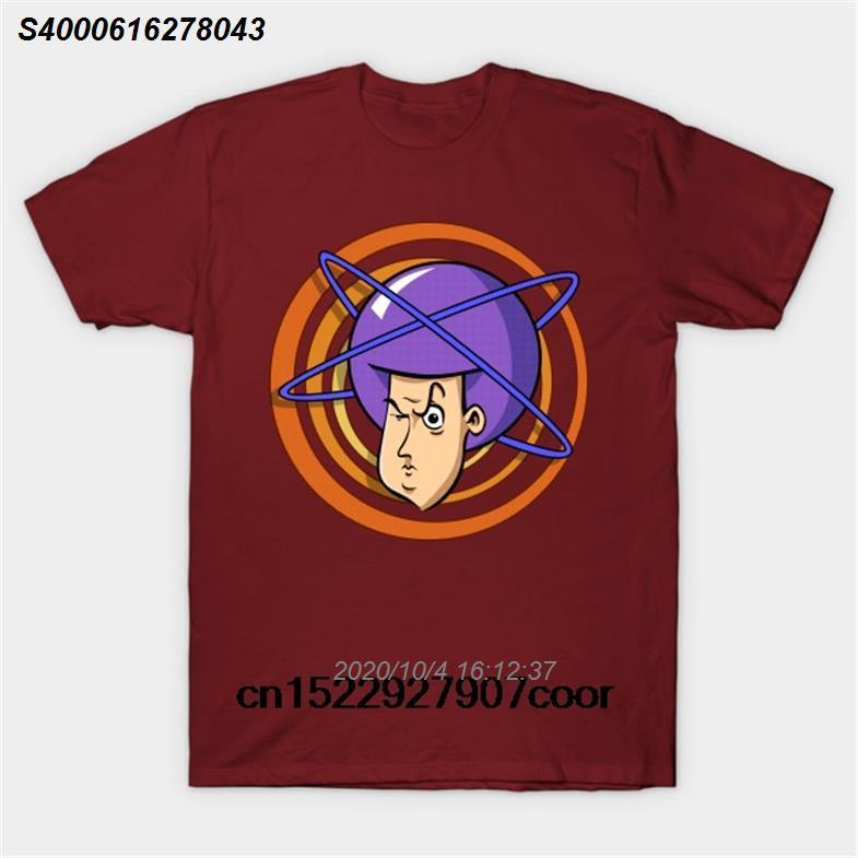 Baskılı Erkekler Tişörtlü Pamuk Tişört O-Boyun Kısa Kol Yeni Stil Hipnozcu Mad Scientist Kadınlar Tişört 122410