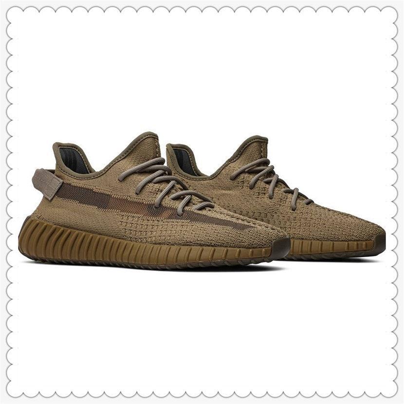 Zapatillas deportivas para mujer para hombre 2021 Kanye West Correr Zapatillas descuento Venta caliente Luz Reflectante Casual Deporte Zapatillas de deporte Sandalias Zapato Tamaño 36-48