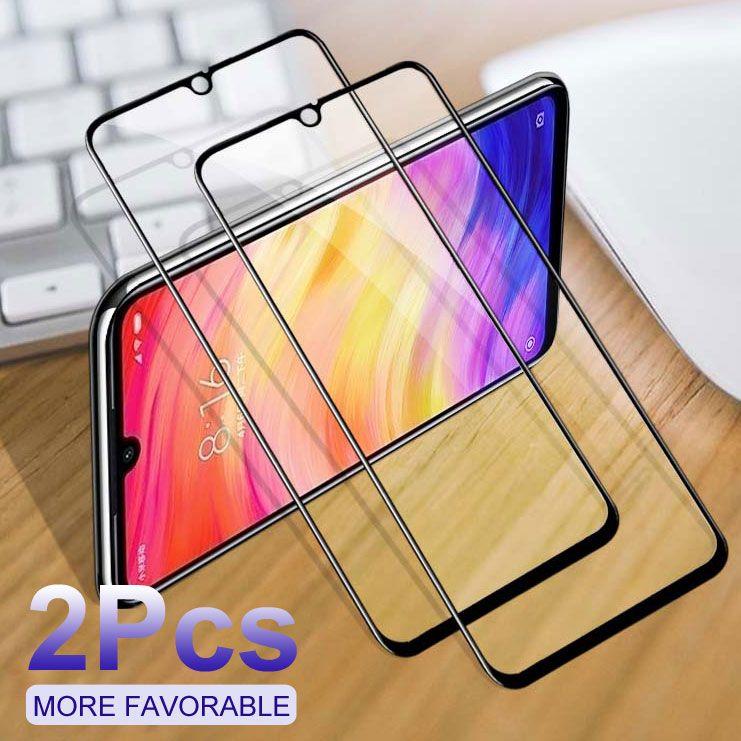 Полное покрытие Защитное стекло для Xiaomi редми 7 7А 8 8А 6 6А редми Примечание 7 8 9 Pro Max 8Т 9S закаленное Защитная пленка