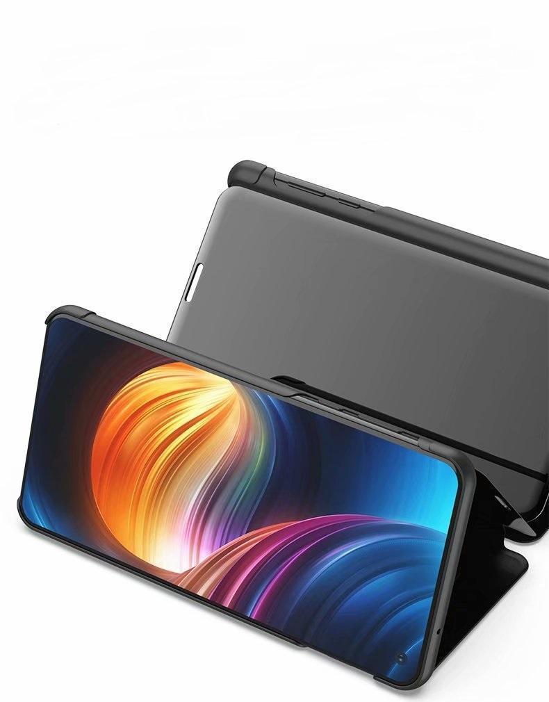 Cas de stand miroir pour Samsung Galaxy S10 S10 Plus S10E A70 A60 A60 A40 M20 M10 A80 BBYILF Emballage2010