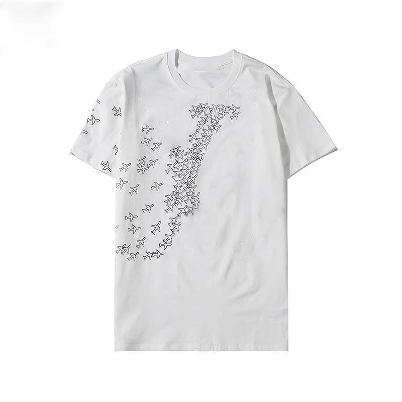디자이너 나는 남자 여자를위한 새로운 T 셔츠를 숨 질수 2020 평등 의류 패션 패턴 새로운 남성 톱 티 블랙 삶 물질을 투쟁