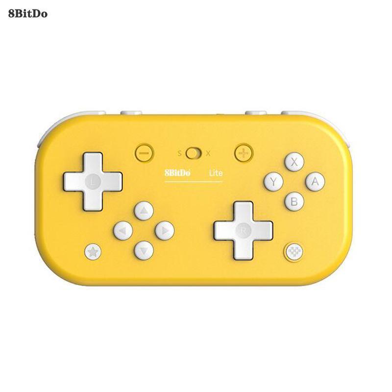 8BitDo Lite Kablosuz Anahtarı Lite, Windows Buhar İçin Kontrolör Bluetooth Gamepad Joystick geçiş
