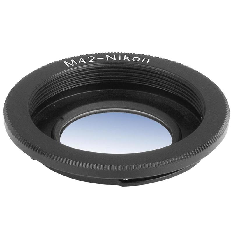 Lens Adapters & Mounts M42 42mm Mount Adapter To D3100 D3000 D5000 Infinity Focus DC305