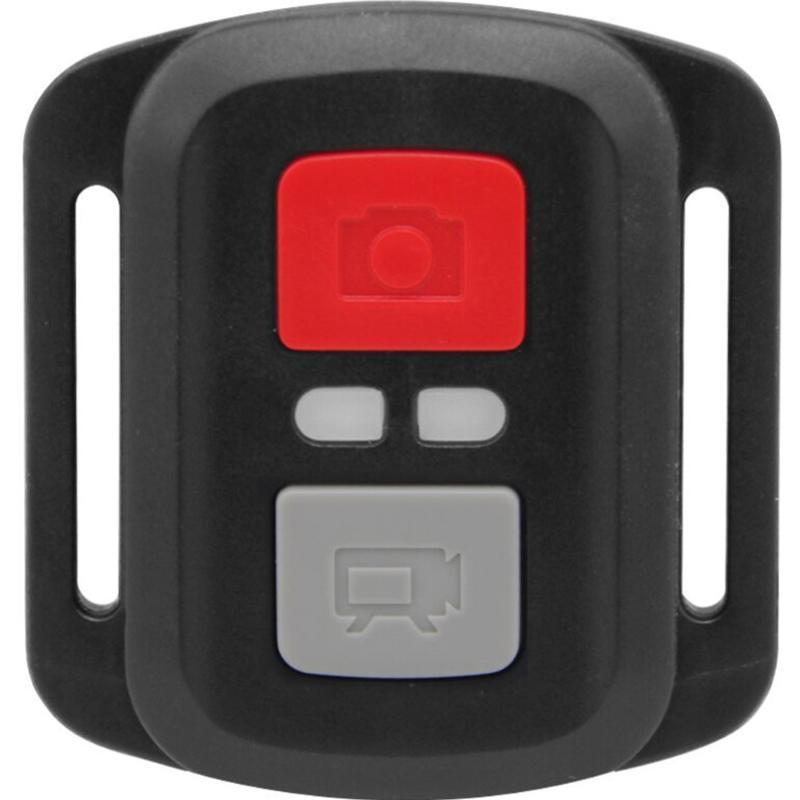 2.4G Zubehör Fernbedienung ABS Außen Mit Verband Universal Sports Kamera wasserdicht Splash Proof Für Eken H6S H9R