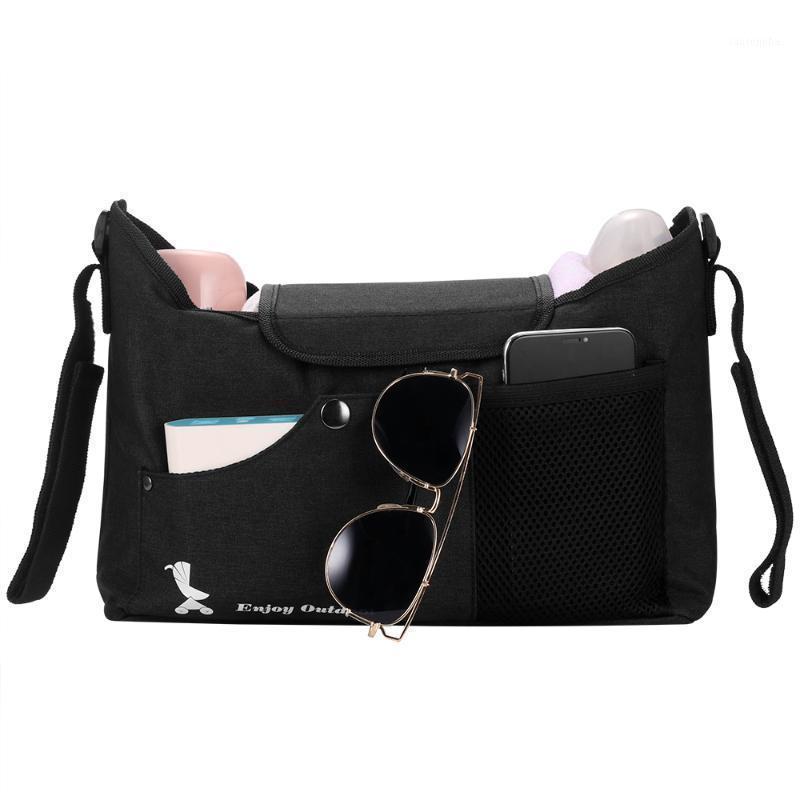 Bebé Nappy Bag Hook Colgando Mamá Carro Impermeable Bolsa Bolsa Bolso PRAM CART Organizador DIAPER1