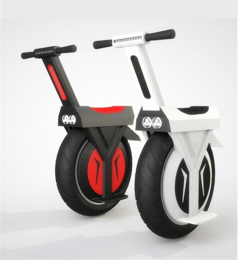 Daibot Electric Monowheel Scooter Ein Rad Elektrische Roller Einzelmotor 60V 500W Erwachsene Elektrische Unicycle Ein Scooter