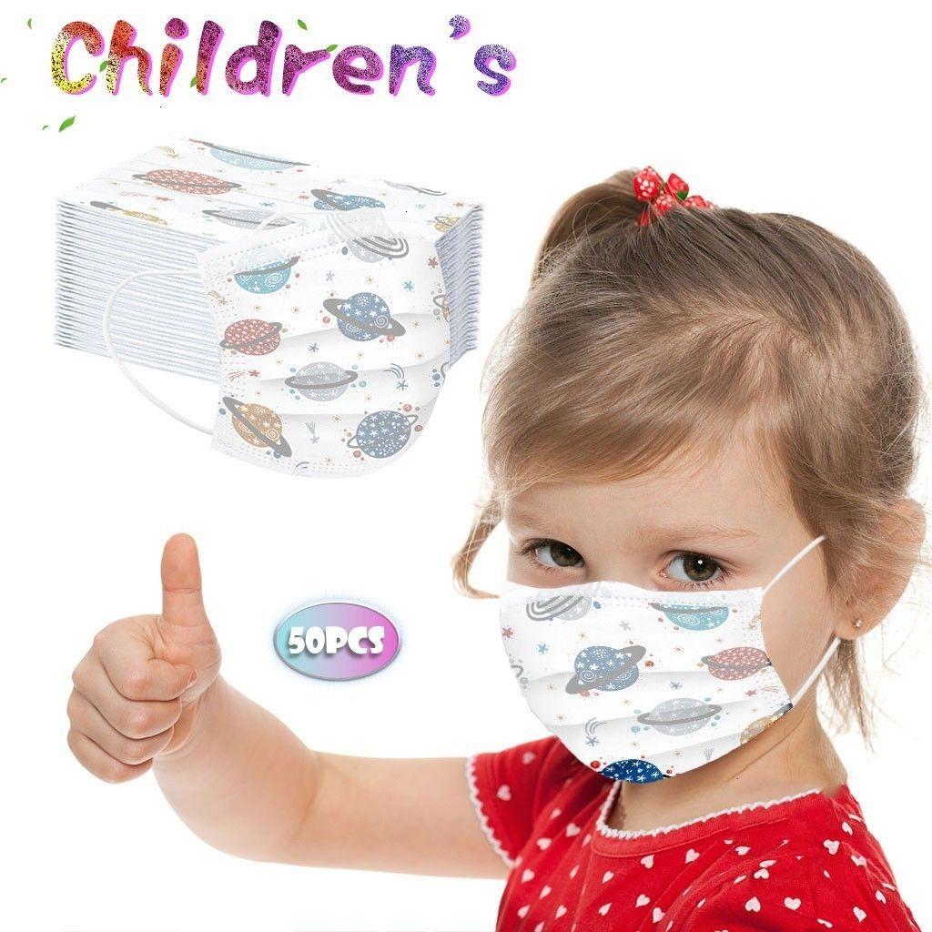 transpirable envío de tres capas, de soplado en fusión gratuito desechable de protección 50 paquetes a prueba de polvo máscaras SSR0