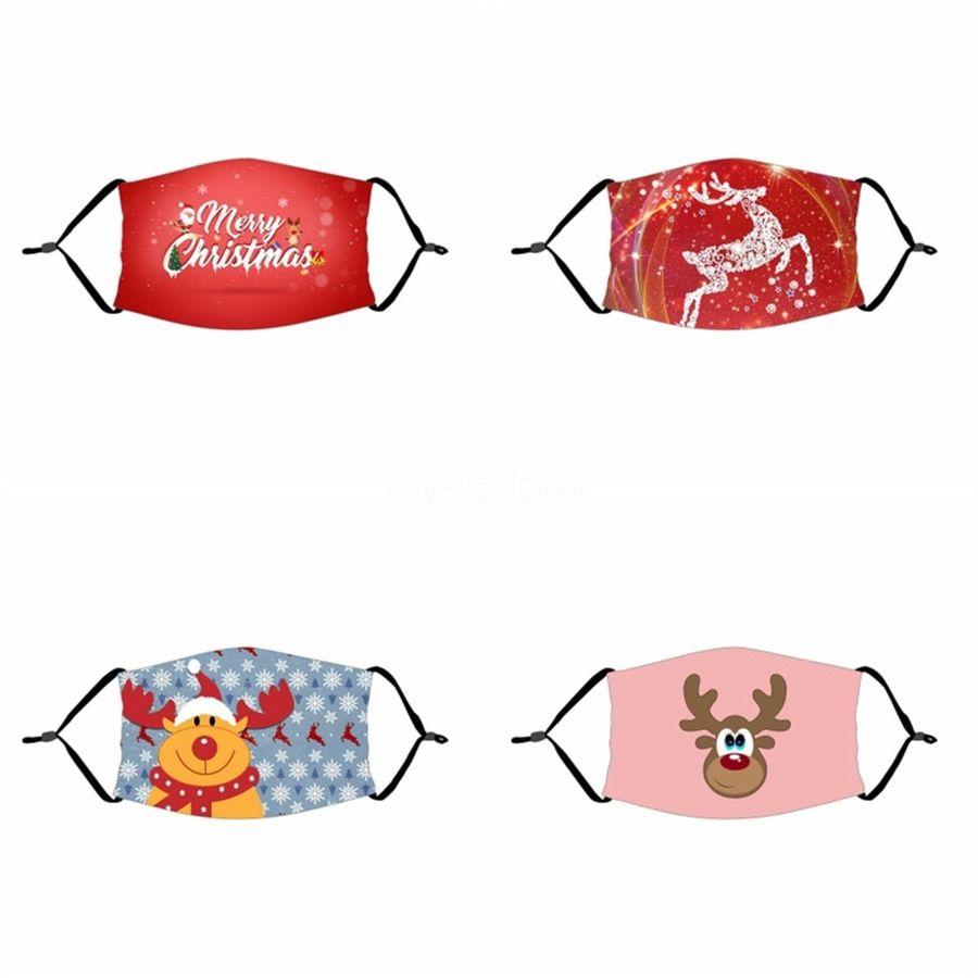 Tasarımcı Baskılı Yüz Maskeleri MascherineMask SpongeMaske Yetişkin Aktif Karbon Shield Yıkanabilir Komik Partisi # 246